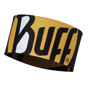 Buff Headband Headwear yellow/black